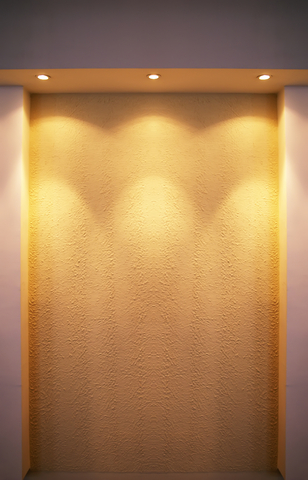 Wall Washing & Recessed Lighting Layout: Finding the Right Spacing and Locations ... azcodes.com